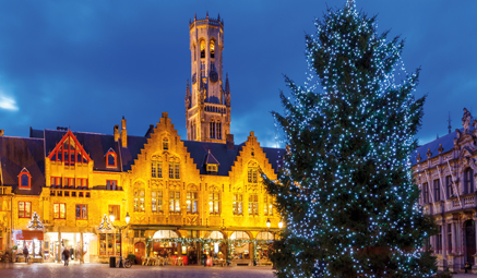 Bruges Christmas Market Breaks.Lille Bruges Christmas Markets David Urquhart Travel