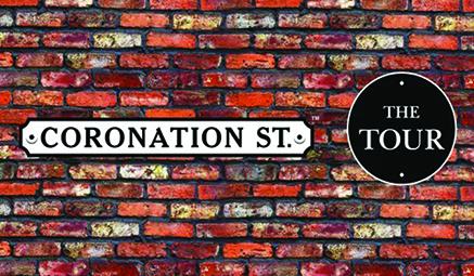 Coronation Street Tour Logo Coronation Street The Tour