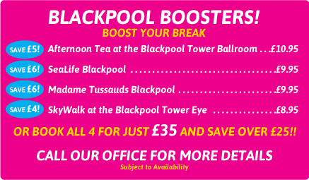 Blackpool Boosters